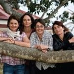 Pascoe, Bertucelli, Taylor and Fogiel made The Tree bloom as a co-production